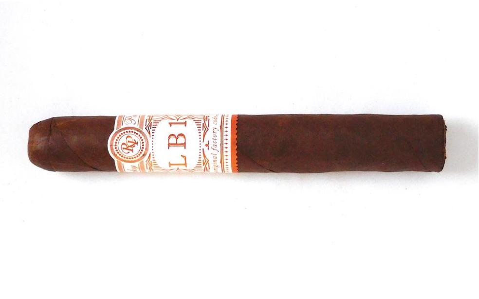 Cigar Review: Rocky Patel LB1 Robusto