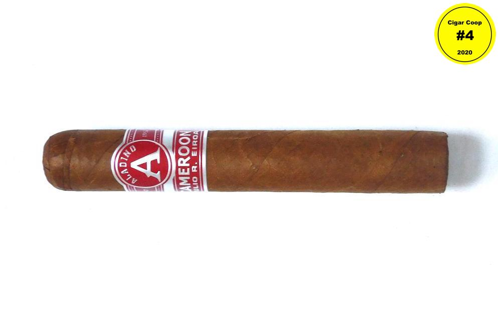 2020 Cigar of the Year Countdown: #4: Aladino Cameroon Robusto by JRE Tobacco Co.