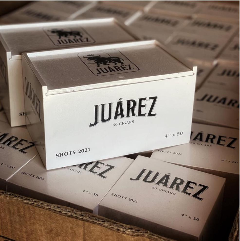 Cigar News: Crowned Heads Brings Back Juárez Shots for 2021
