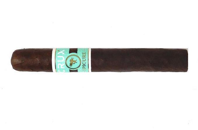 Agile Cigar Review: Crux Epicure Maduro Corona Gorda