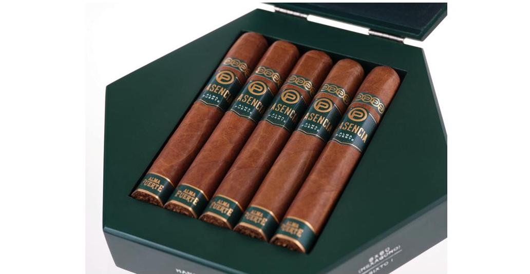 Cigar News: Plasencia Alma Fuerte Sixto I Hexagon Colorado Claro Released