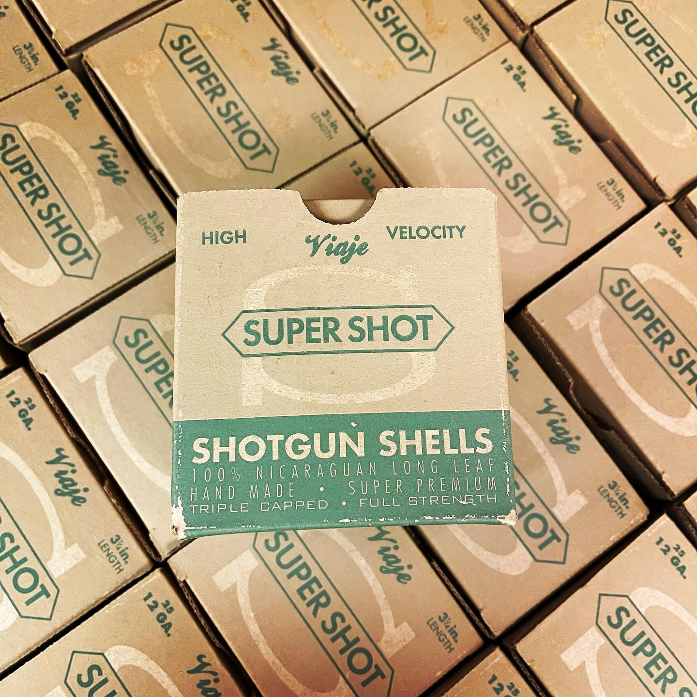 Cigar News: Viaje Super Shot 2021 Arrives at Retailers