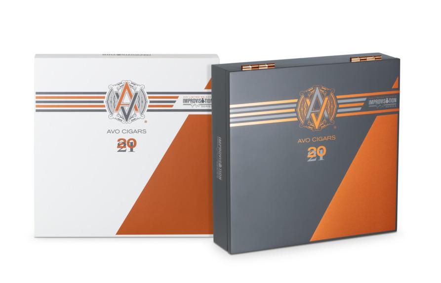 Cigar News: AVO Improvisation 2021 Announced
