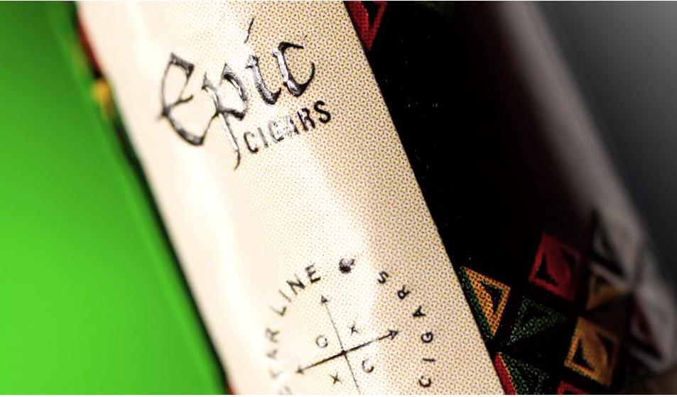 Cigar News: Black Star Cigar Line and Epic Cigars Collaborate for Black History Month Cigar