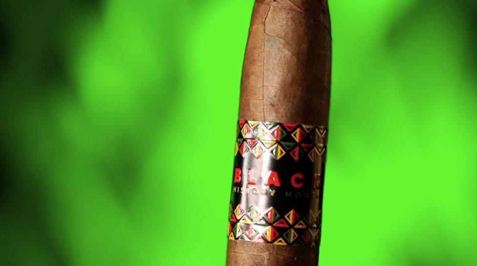 Black History Month Cigar