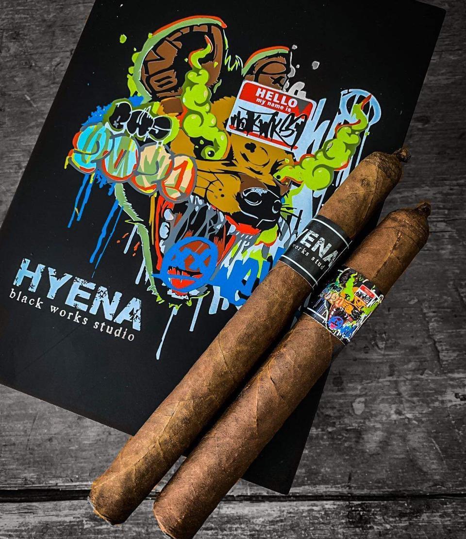 Cigar News: Oveja Negra Brands Announces Details of Black Works Studio Hyena