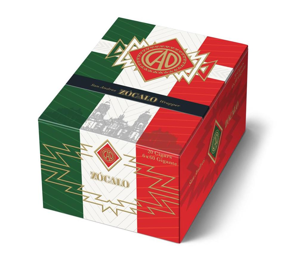 Cigar News: CAO Zócalo Returns as Regular Production Offering