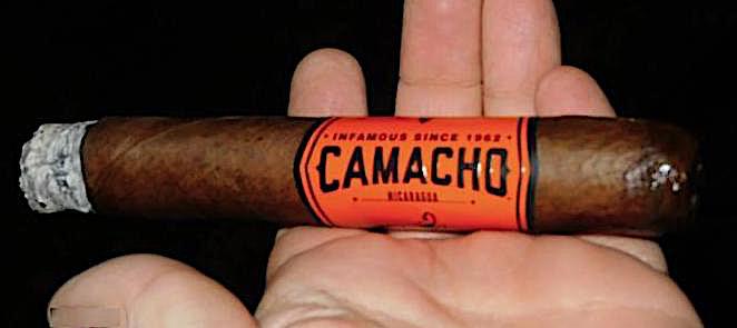 Camacho Nicaragua Toro-Burn