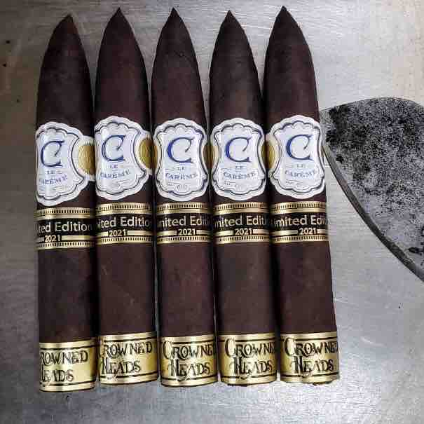 Cigar News: Crowned Heads Le Carême Belicosos Finos Returns for 2021