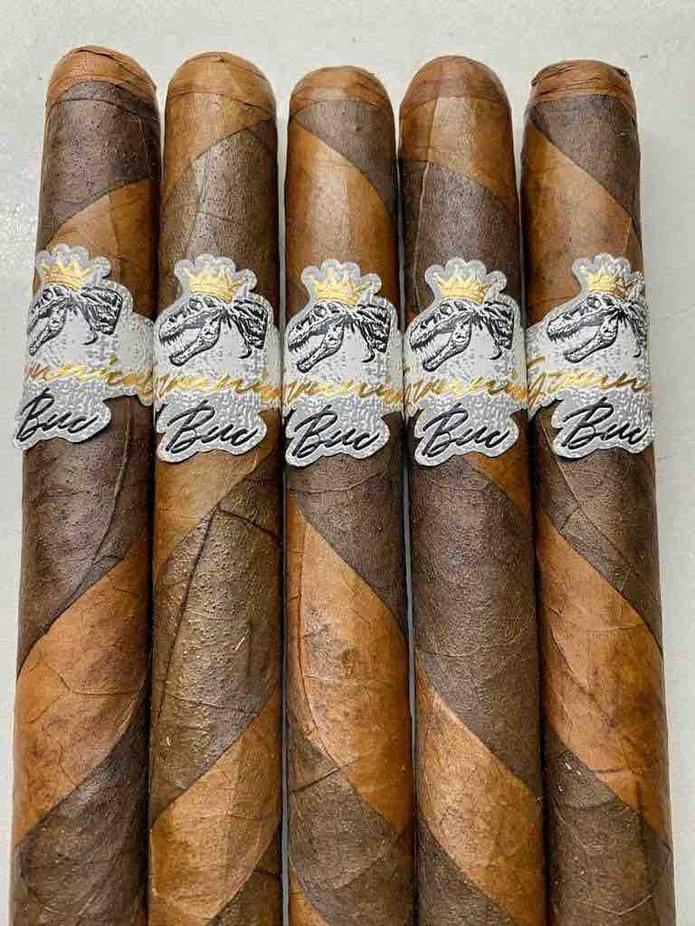 Cigar News: JSK Cigars to Release Tyrannical Buc Barberpole