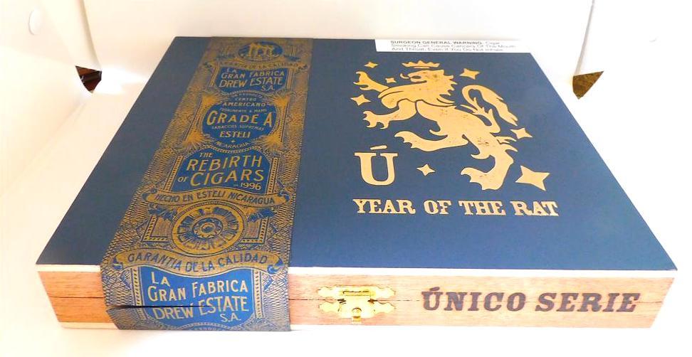 Liga Privada Unico Serie Year of the Rat-Box