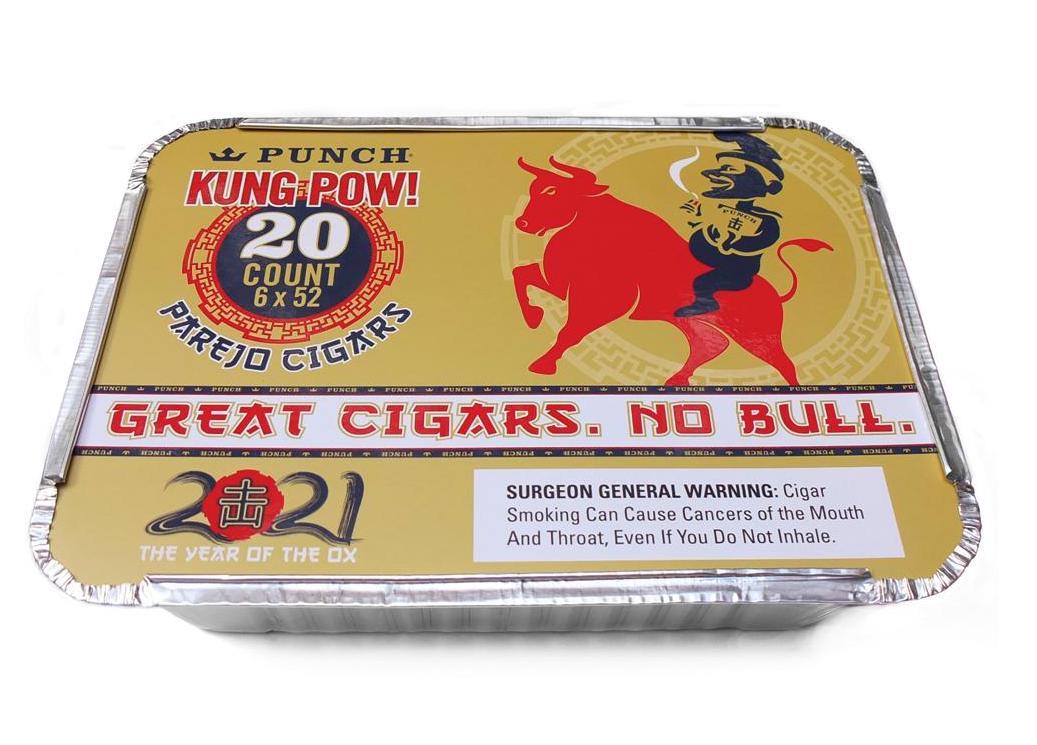 Cigar News: Punch Kung Pow Announced