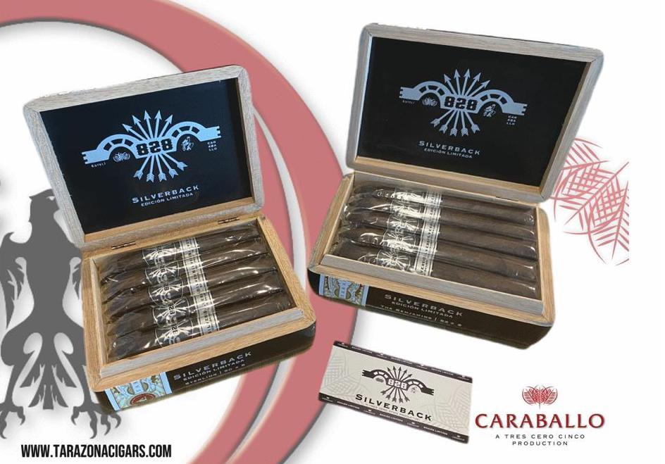 Cigar News: Tarazona Cigars Announces Caraballo828 Silverback Edición Limitada The Benjamins
