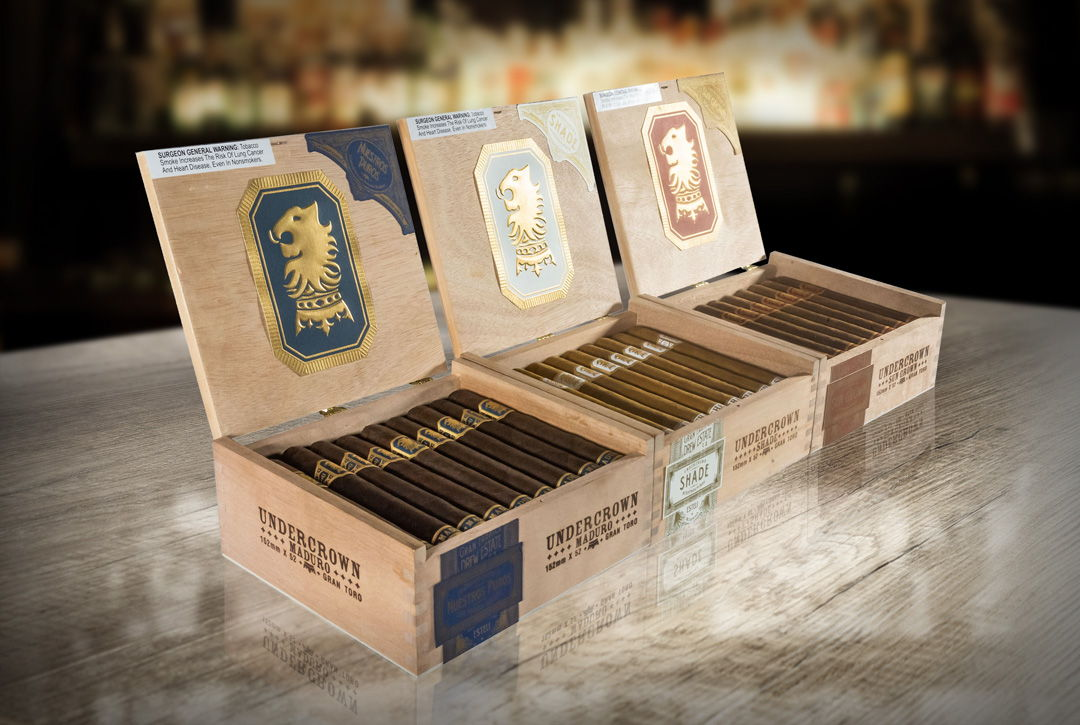 Cigar News: Drew Estate Revamps Undercrown Box Design