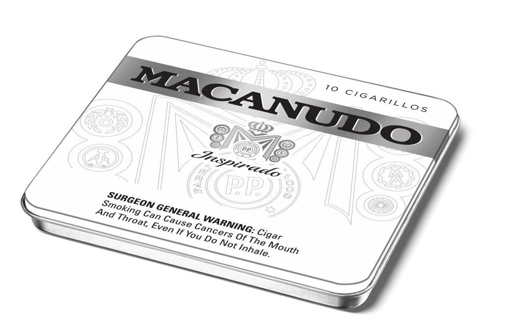 Cigar News: Macanudo Inspirado White Adds Two New Sizes