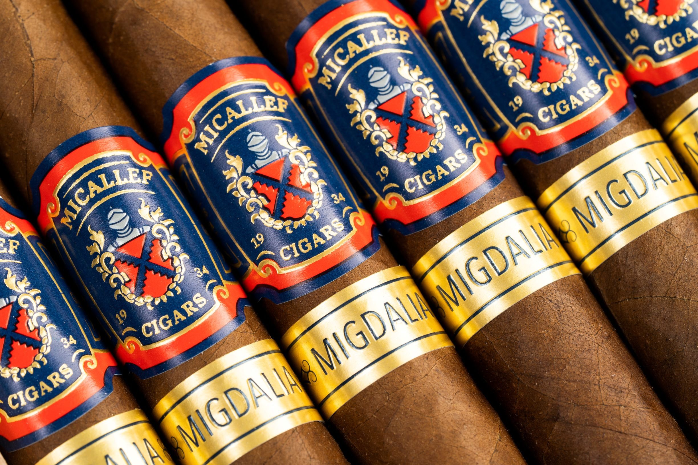 Cigar News: Micallef Cigars Honors Strong Women on International Women's Day with Migdalia Special Edition Release