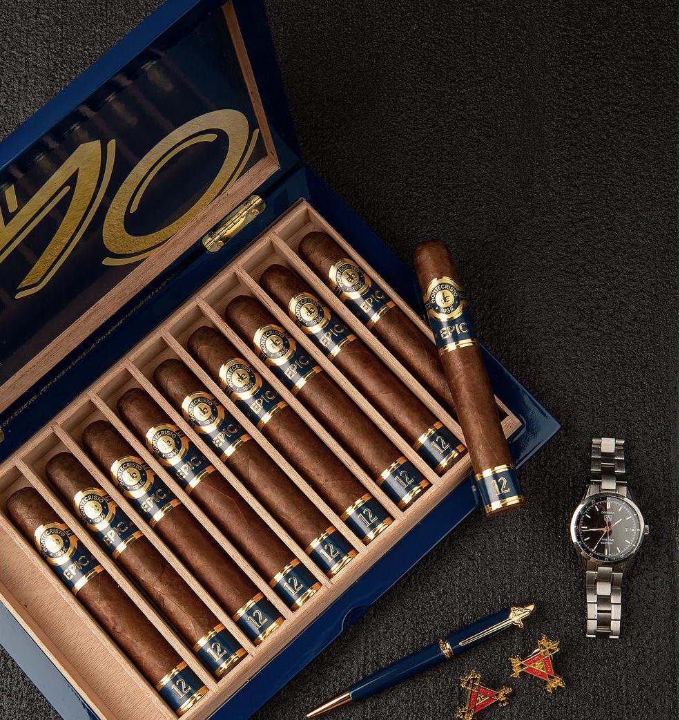 Cigar News: Altadis USA to Release Montecristo Epic Vintage 12