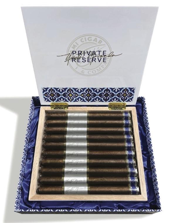 Cigar News: Nestor Miranda Private Reserve Lancero Heads to Retailers
