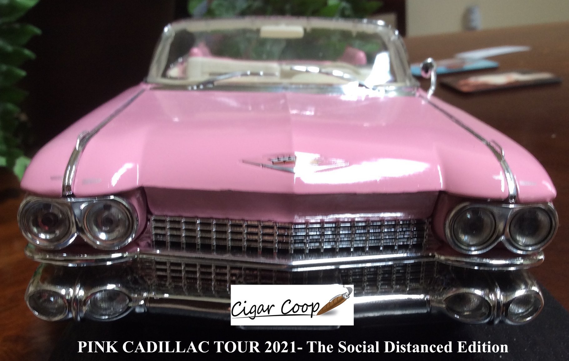 The Blog: Pink Cadillac Tour 2021 – The Social Distanced Edition Part 2: East Tennessee