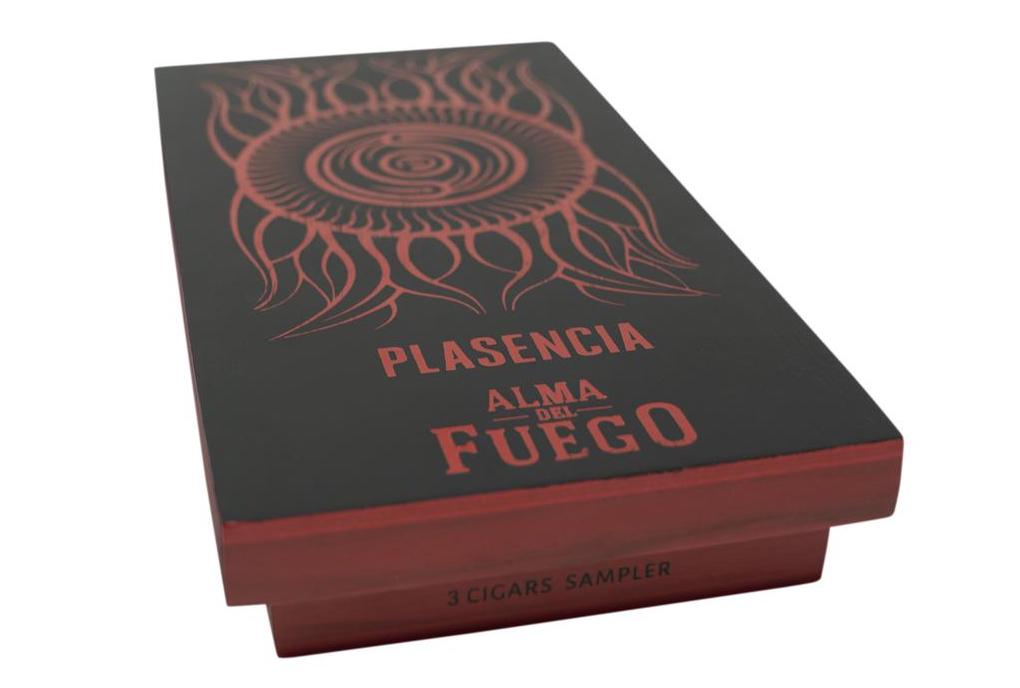 Cigar News: Plasencia Introducing Alma del Fuego Cigar Sampler