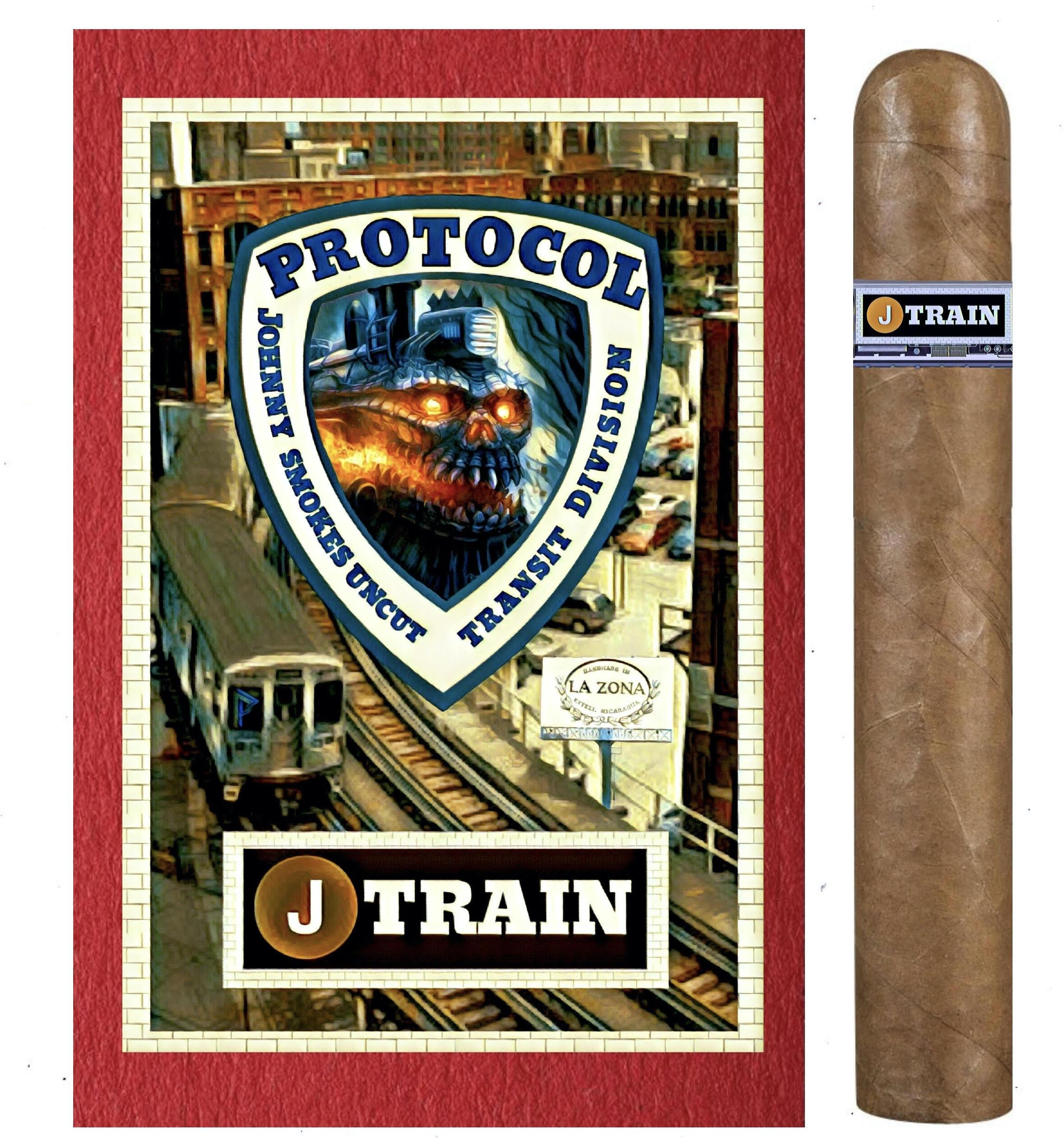 Cigar News: Protocol Cigars J Train Announced