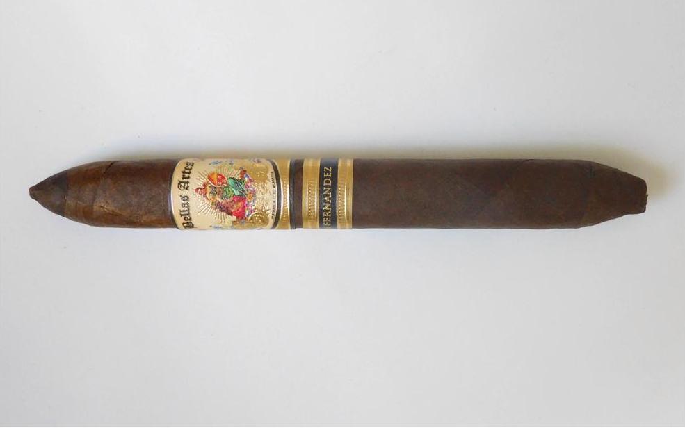 Agile Cigar Review: AJ Fernandez Belles Artes Maduro Figurado (2020 TAA Exclusive)