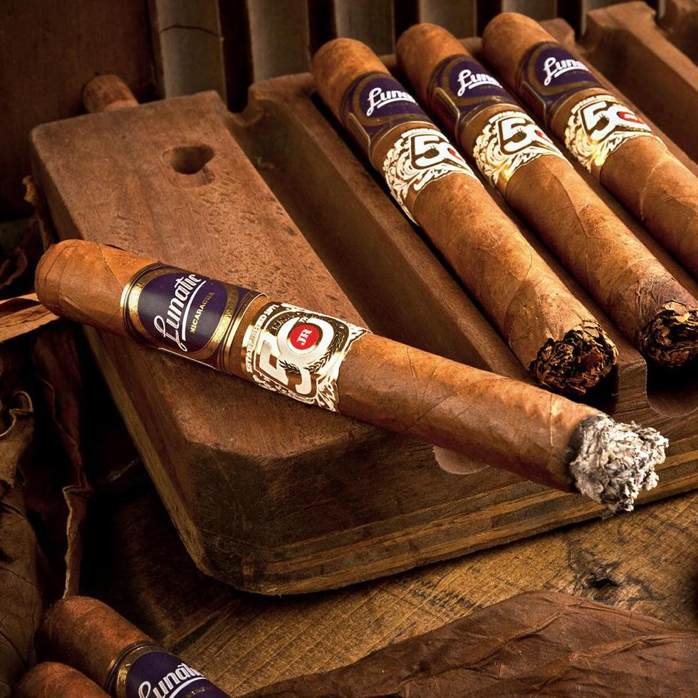 Cigar News: Aganorsa Lunatic JR 50th Announced as Part of JR Cigar 50th Anniversary Series