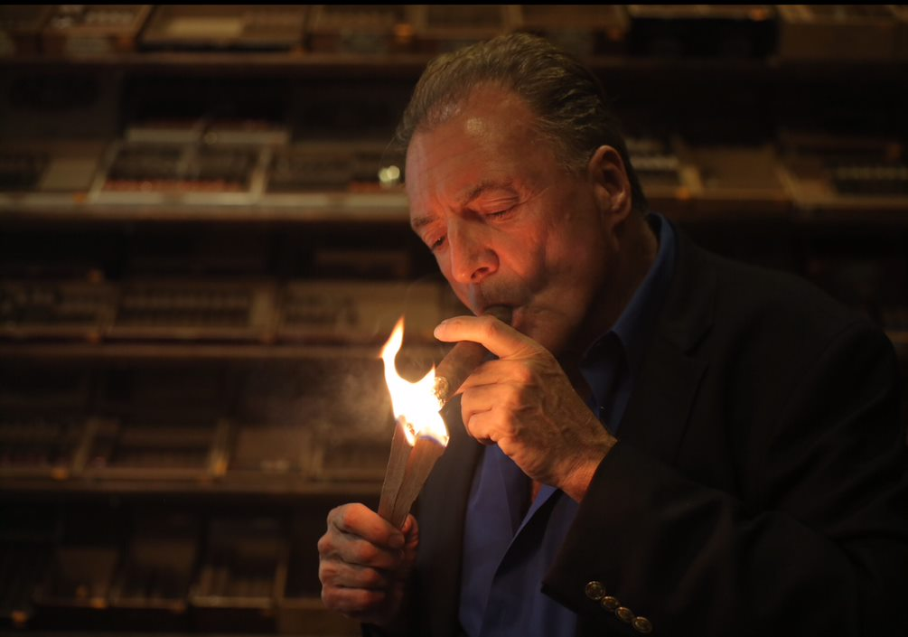 Feature Story: Armand Assante Brings a Classic and Contemporary Approach as He Sets Sights on Return to Cigar Industry