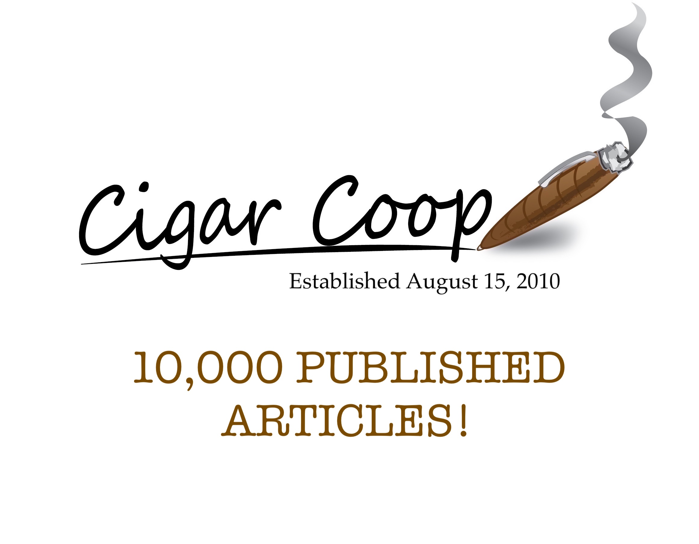 The Blog: Our 10,000th Published Article