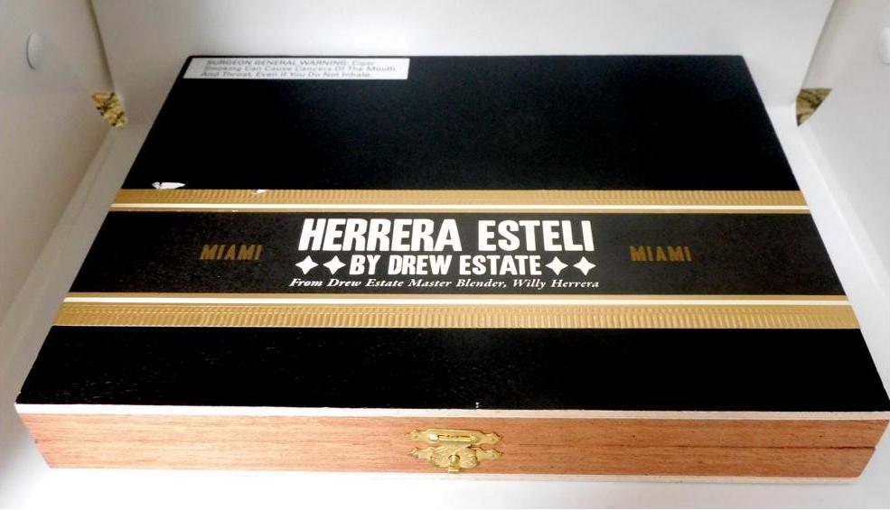Herrera Estelí Miami Piramide Fino - Box