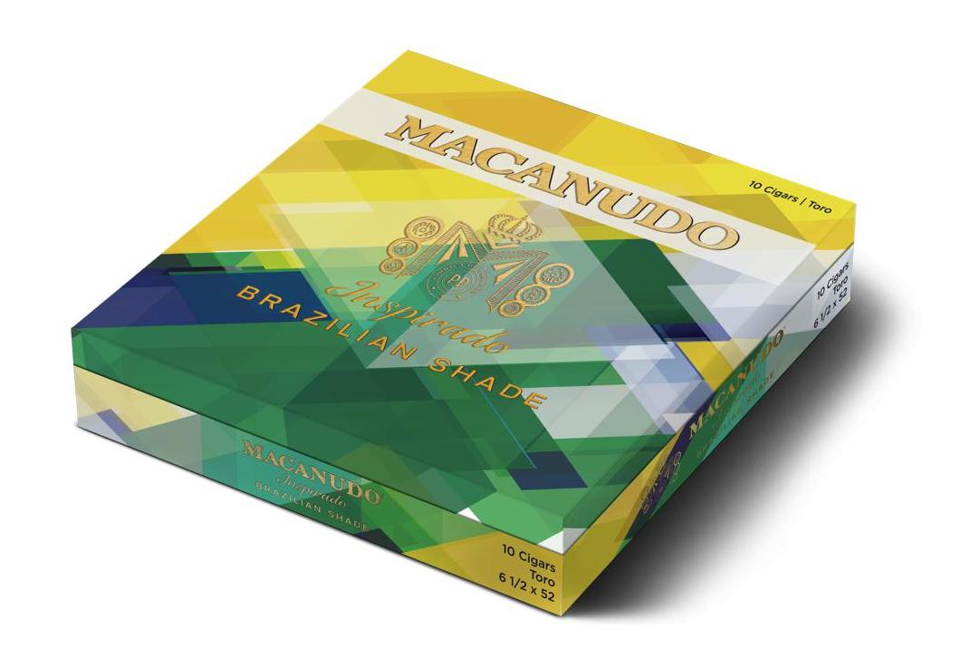 Cigar News: General Cigar Announces Macaundo Inspirado Brazilian Shade