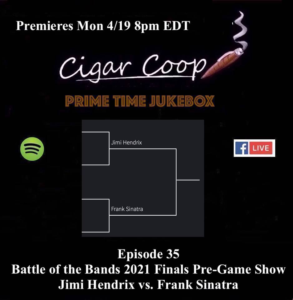 Announcement: Prime Time Jukebox Episode 35: Battle of the Bands 2021 Finals Pre-Game Show