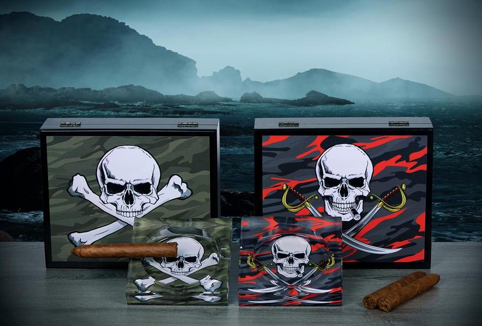 Cigar News: Quality Importers Announces Humidor Supreme Skull Series