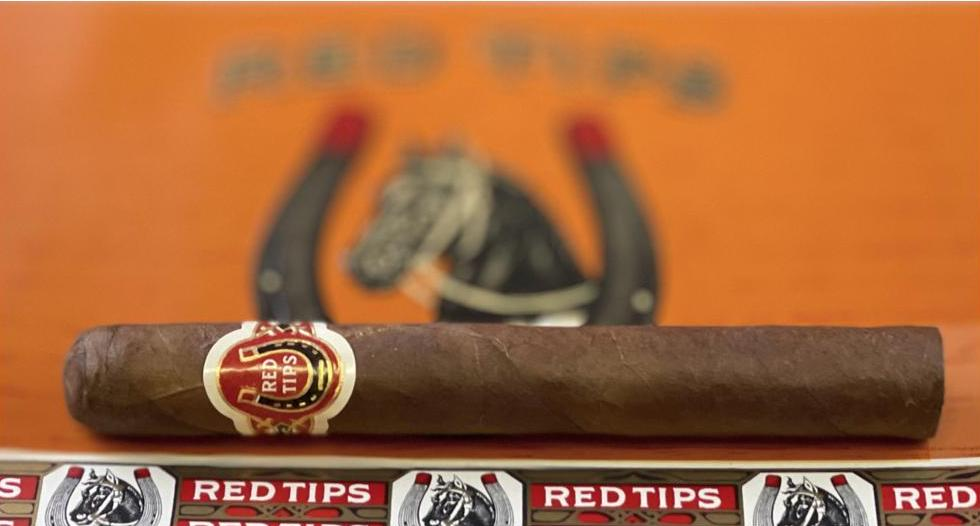 Cigar News: Sam Leccia Launches Vintage Fresh with Red Tips