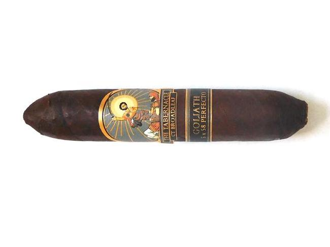 Agile Cigar Review: The Tabernacle Goliath by Foundation Cigar Company
