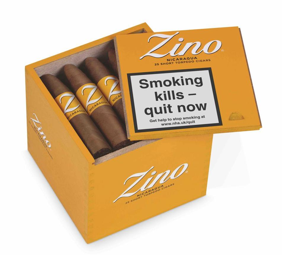 Cigar News: Davidoff Announces Zino Brand Relaunch