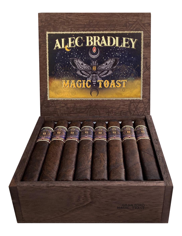 Cigar News: Alec Bradley Magic Toast Box Pressed Gran Toro Announced as PCA Show Exclusive
