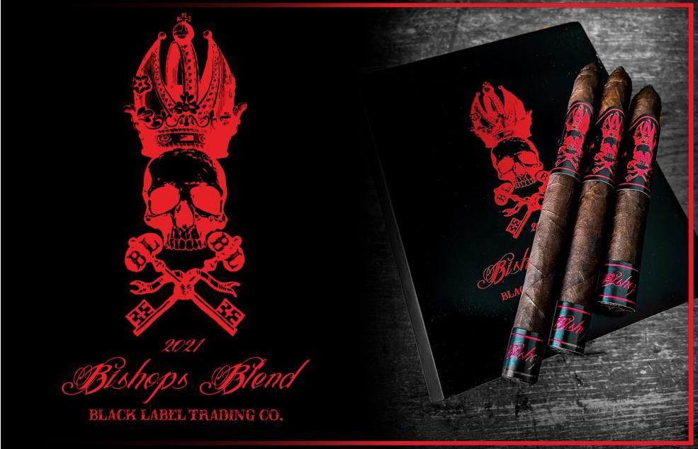 Cigar News: Black Label Trading Company Releases Bishops Blend 2021 Edition
