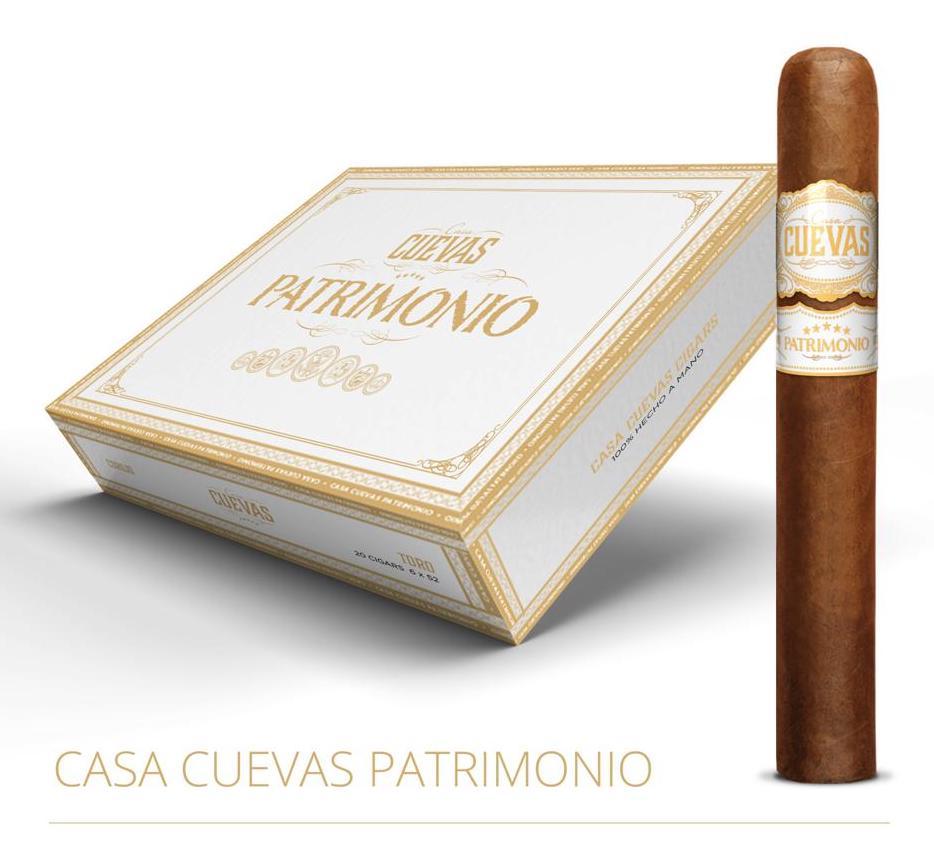 Cigar News: Casa Cuevas Patrimonio to Debut at TPE 2021