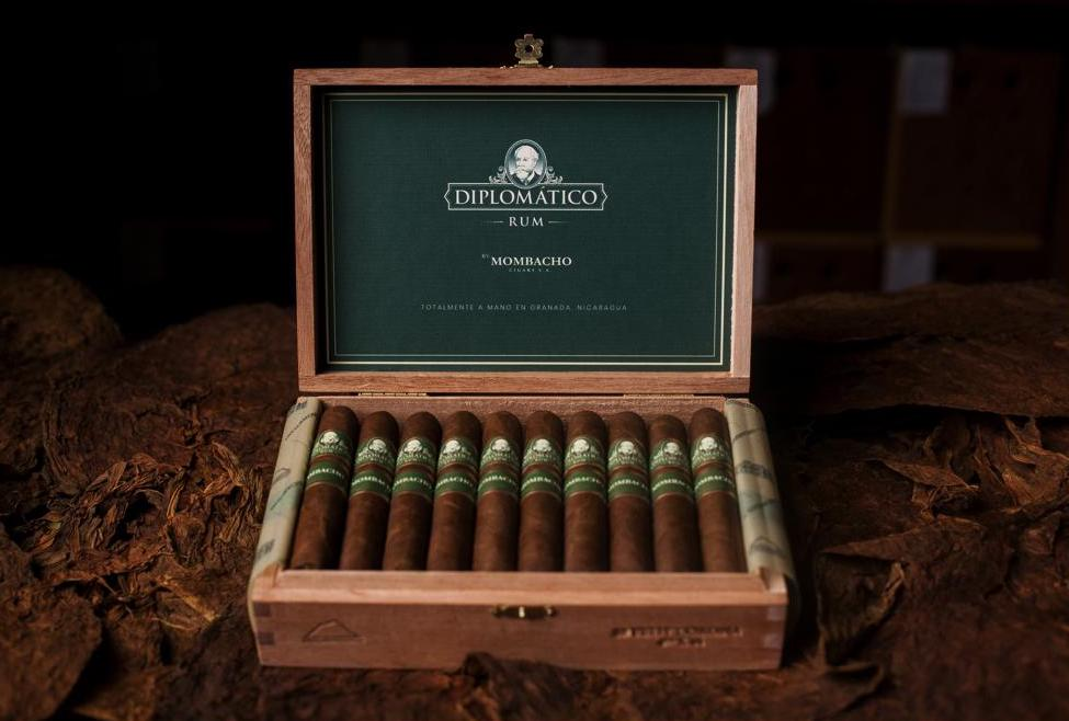 Cigar News: Diplomático by Mombacho Moving to 20-Count Boxes
