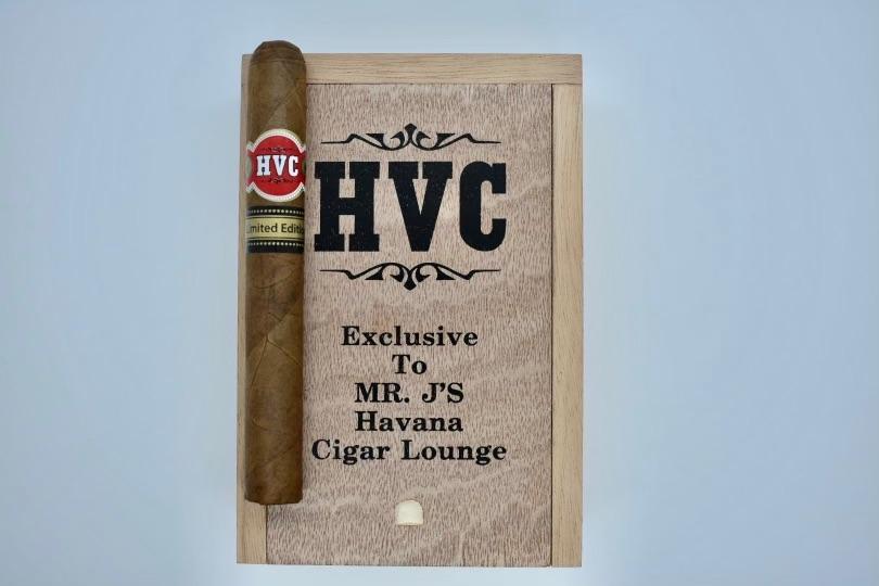 Cigar News: HVC Mr J's Havana Cigar Lounge Exclusive Launching This Week
