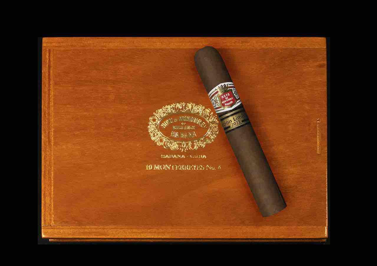 Cigar News: Hoyo de Monterrey Monterreyes No. 4 Introduced as Edición Limitada at Habanos World Days