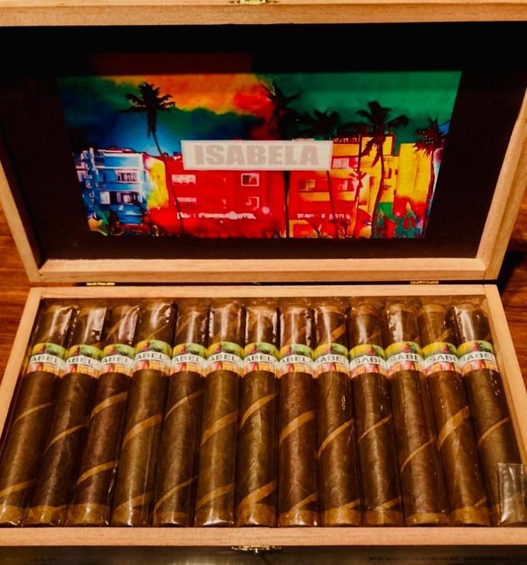 Cigar News: Isabela Cigar Company Releases 2021 Isabela PepperHead Gordo