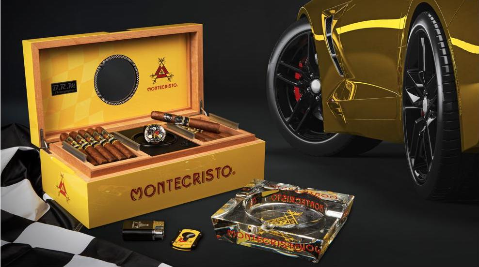 Cigar News: Montecristo B.R.M. Edition Details Announced