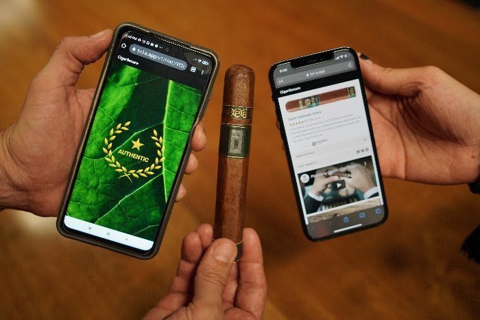 Cigar News: Plasencia Cigars Implements Smart Chip Technology in Cigar Bands