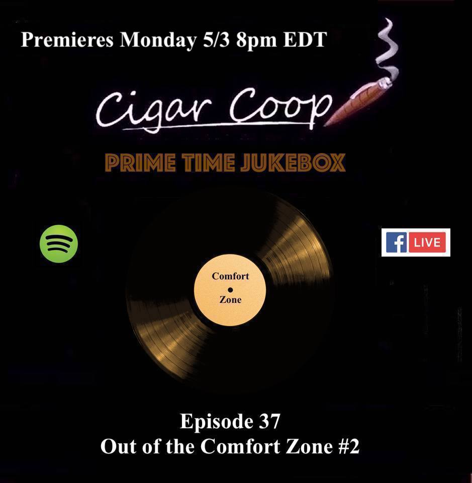 Announcement: Prime Time Jukebox Episode 37: Out of the Comfort Zone #2
