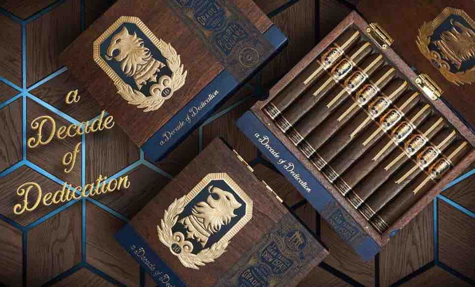 Cigar News: Drew Estate Announces Undercrown 10 to Commemorate a Decade of Undercrown