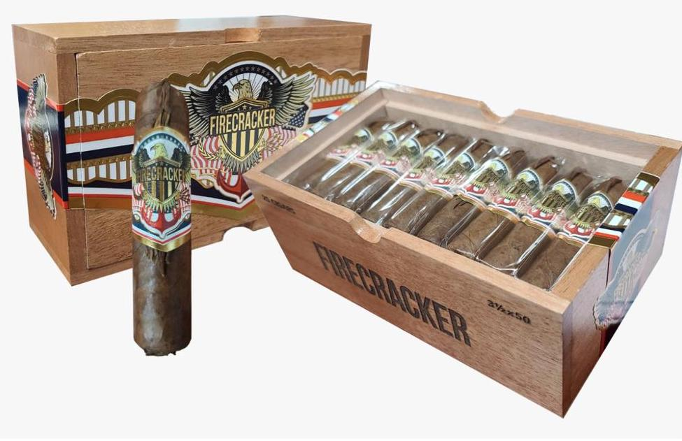 Cigar News: United Cigars to Showcase New Packaging for Firecracker at TPE 2021