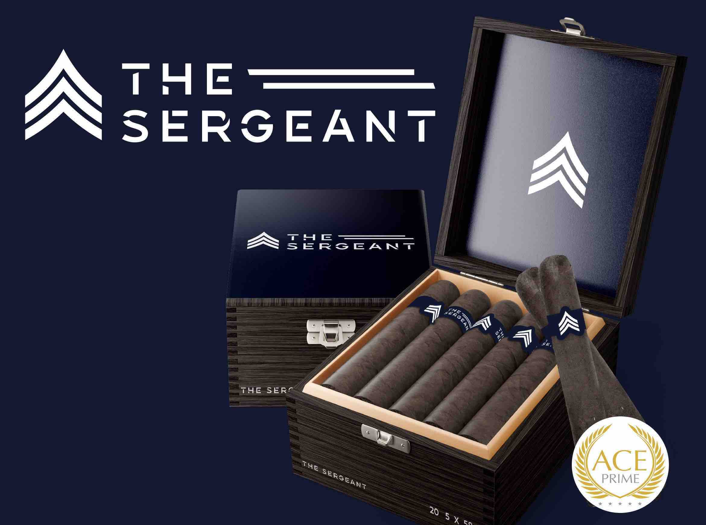 Cigar News: Ace Prime to Release The Sergeant as PCA Trade Show Exclusive
