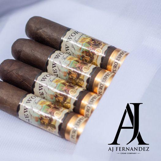 Cigar News: AJ Fernandez New World Puro Especial Gets New Look